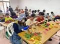 推動台東紅藜產業行銷,結合農會辦理-與「藜」同行農村體驗活動(共2張)