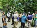 邀集民眾及生態團體辦理生態平台會勘(共3張)