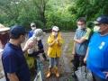 邀集保育組織及在地團體參與農村再生工程生態檢核(共3張)