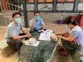 臺南分局與恆春龍水社區發展協會簽訂公共設施認養契約(共4張)